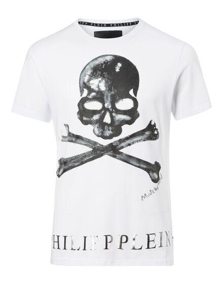 T-shirt Round Neck SS Saki