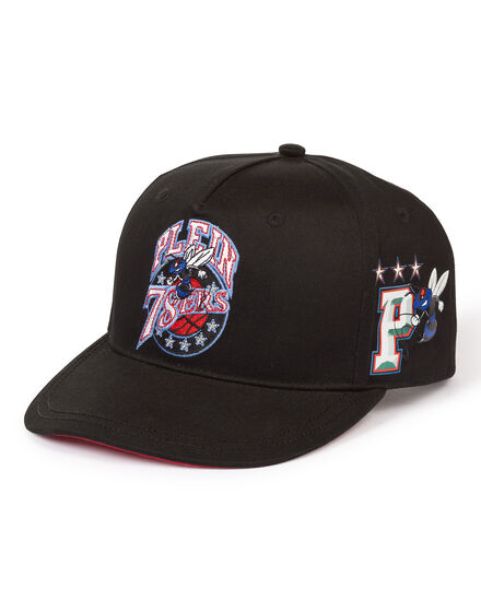 "Baseball Cap ""Croco"""