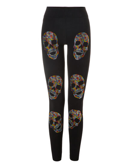 "Leggings ""Cameo Leaf"""