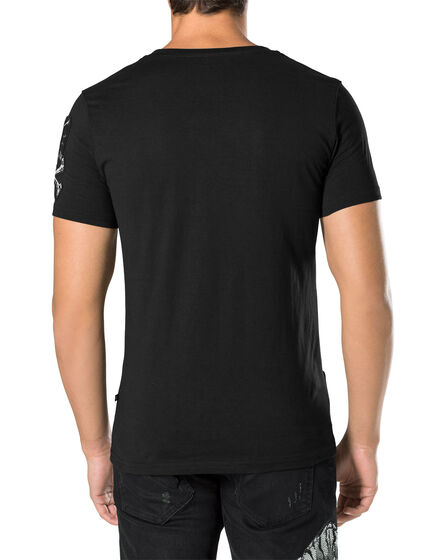 """T-shirt Round Neck SS """"Mint"""""""