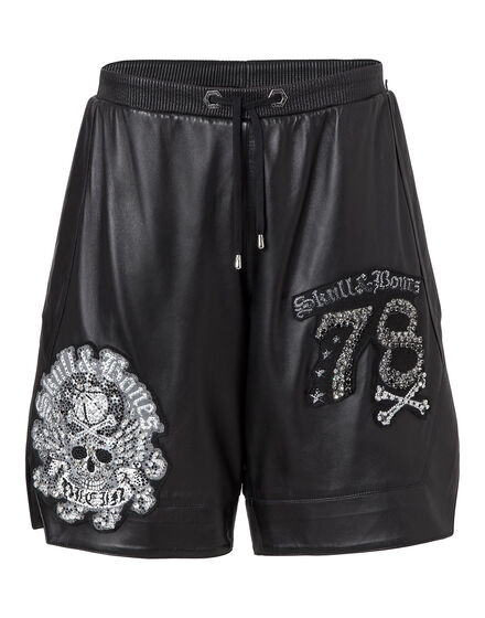 "Leather Shorts ""My show"""