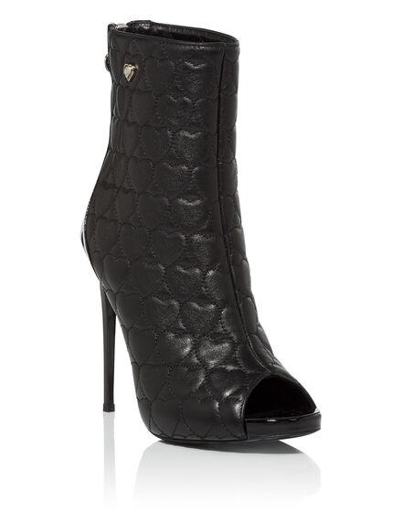 Boots Mid Heels High Artemide