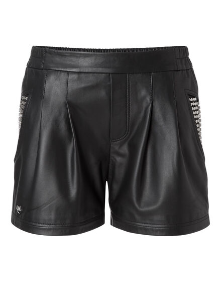 hot pants leather very hot