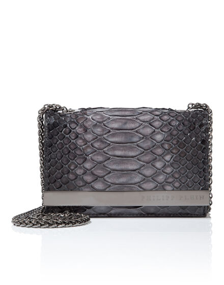 shoulder bag S reptilia