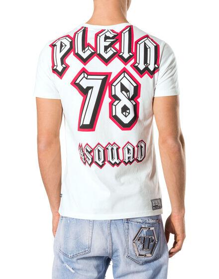 "T-shirt Round Neck SS ""Beau"""