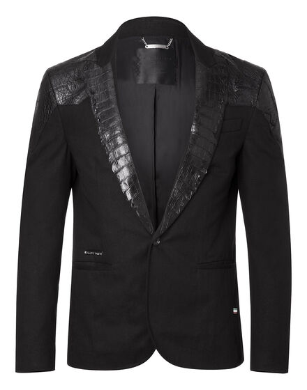 "croco blazer ""grand total"""
