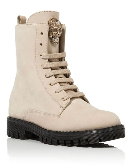 Boots Low Flat dary