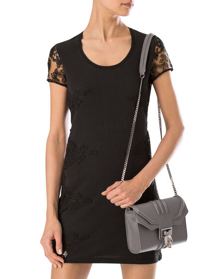 """big shoulder bag """"cosmos"""""""