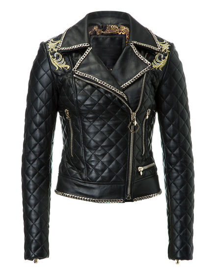 "Leather Biker ""Kolours"""
