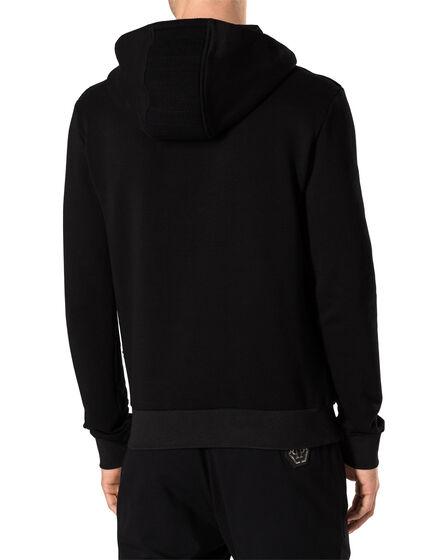 """Hoodie sweatshirt """"Actual"""""""