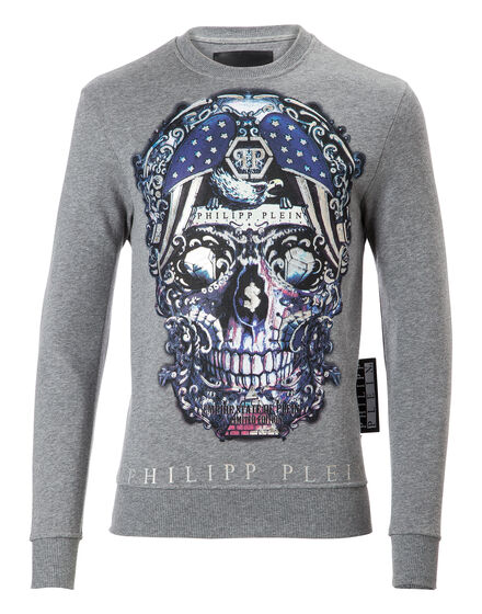 Sweatshirt LS Pusher