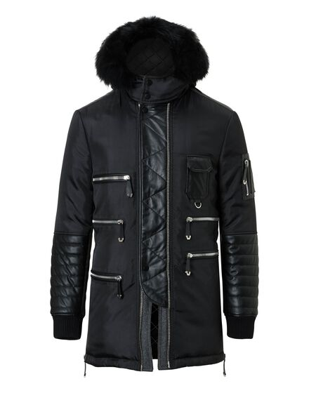 Coat Long Hiei