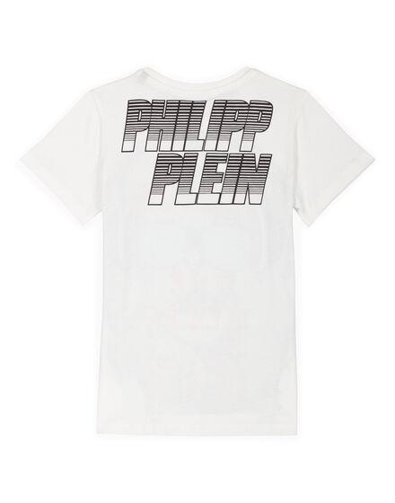 "T-shirt Round Neck SS ""Eureka"""