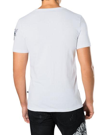 "T-shirt Round Neck SS ""Misty"""