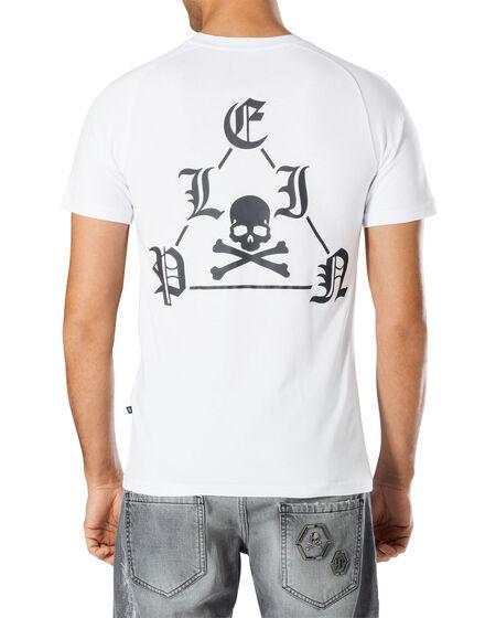"T-shirt Round Neck SS ""Kujira"""