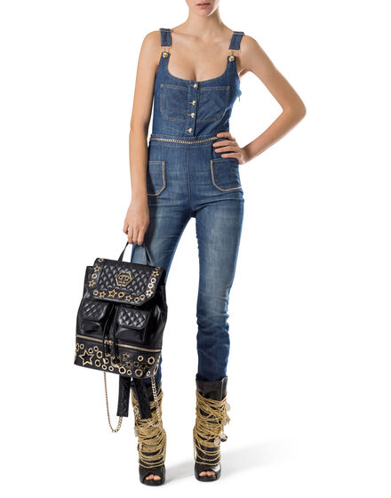 "Denim Jumpsuit ""Fifth Avenue"""