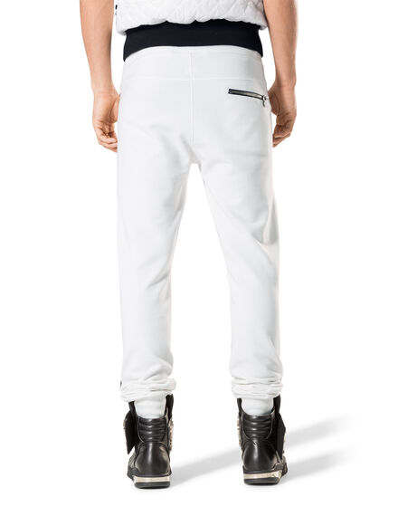 "Jogging Trousers ""Almond"""
