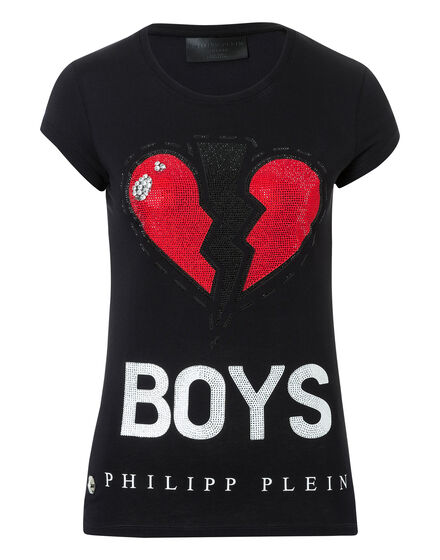T-shirt Round Neck SS Boys