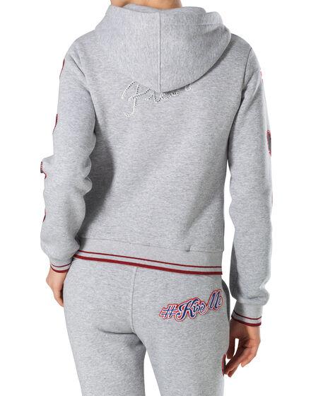 """Hoodie sweatshirt """"Fannuett"""""""