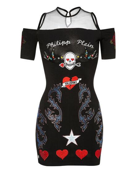 Short Dress Tally Star