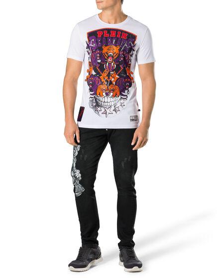"T-shirt Round Neck SS ""Onyx"""