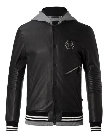 "Leather Jacket ""East"""
