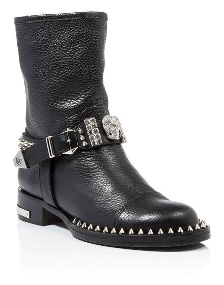 Boots Mid Flat ornella
