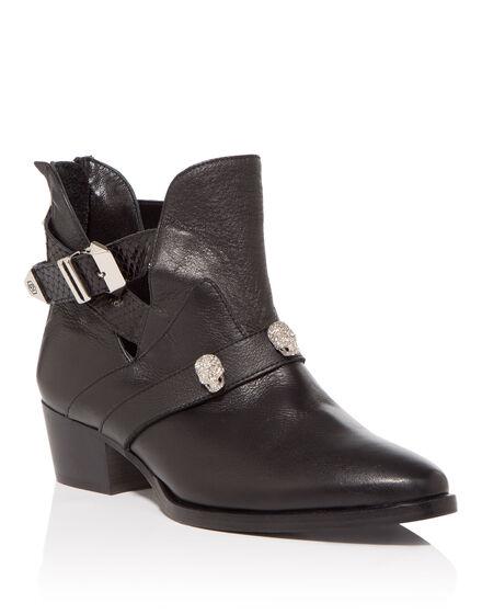 Boots Lo-Heels Low fauna