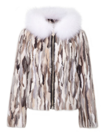 fur jacket dark angel
