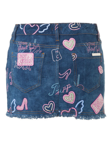"Mini Skirt ""Esmeralda"""