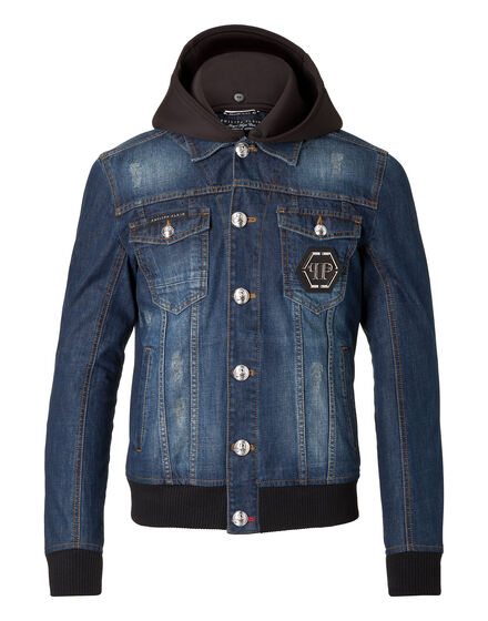 Denim Jacket Stone