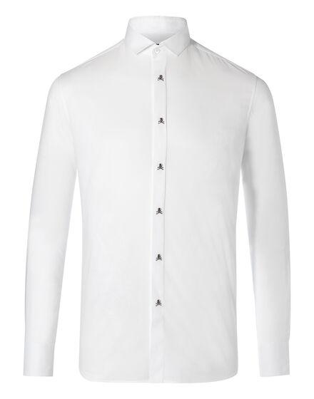 Shirt Platinum Cut LS Carter