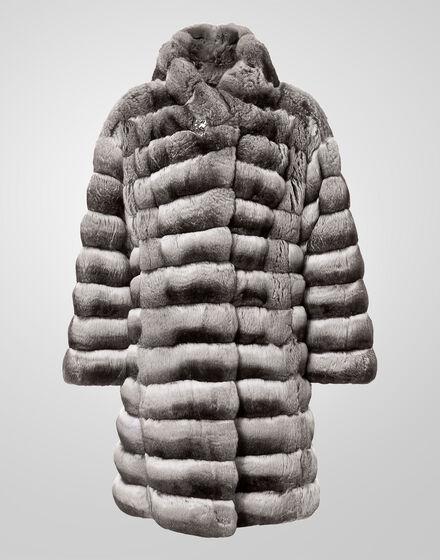 fur coat melanie