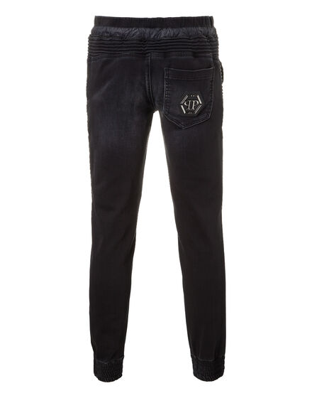 "Denim trousers ""Boss"""