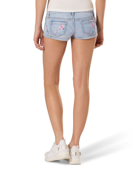 "Denim Shorts ""Protoreaster"""