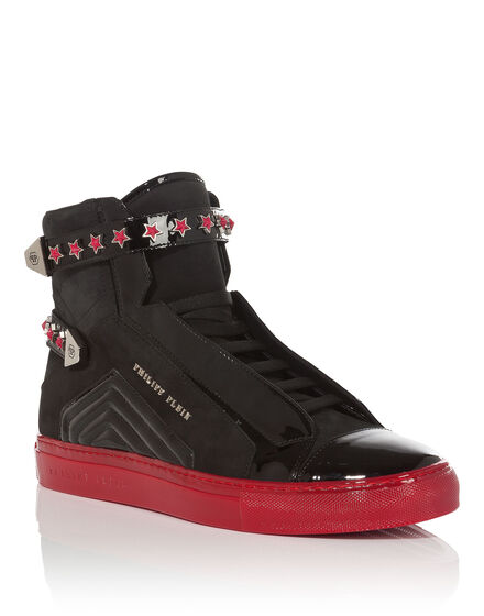 "Hi-Top Sneakers ""Augusta"""