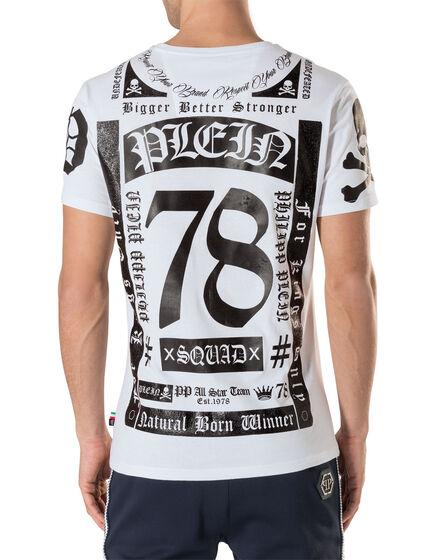 """T-shirt Round Neck SS """"Inchworm"""""""
