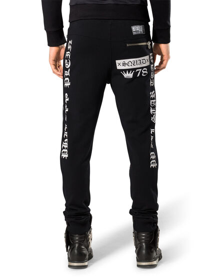 "Jogging Trousers ""Black"""