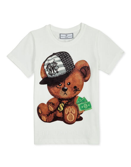 T-shirt Round Neck SS Gang Teddy