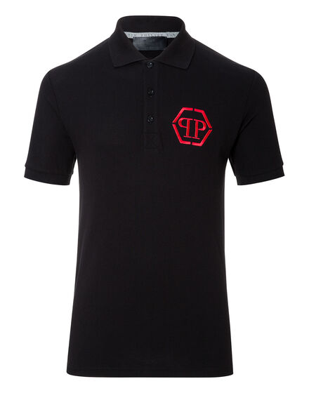 Polo shirt SS Dark