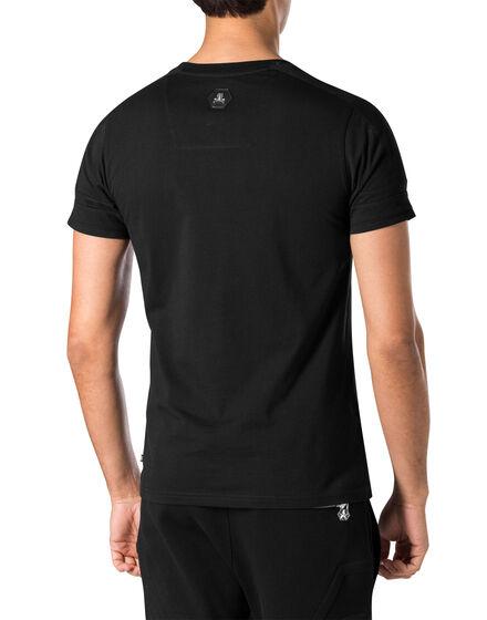 """T-shirt Round Neck SS """"Hidesato"""""""