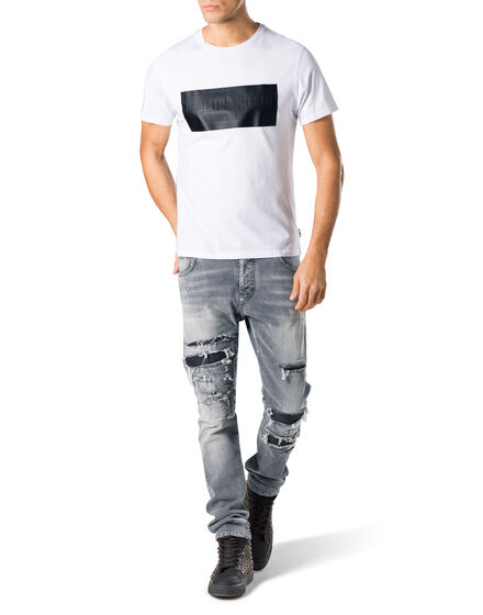 """T-shirt Round Neck SS """"Fred"""""""