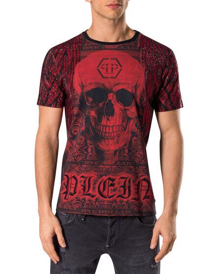 """T-shirt Round Neck SS """"Cobalt"""""""