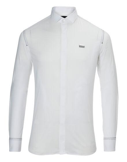 Shirt Platinum Cut LS Mannie