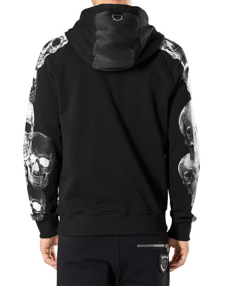 """Hoodie Sweatjacket """"Gray"""""""