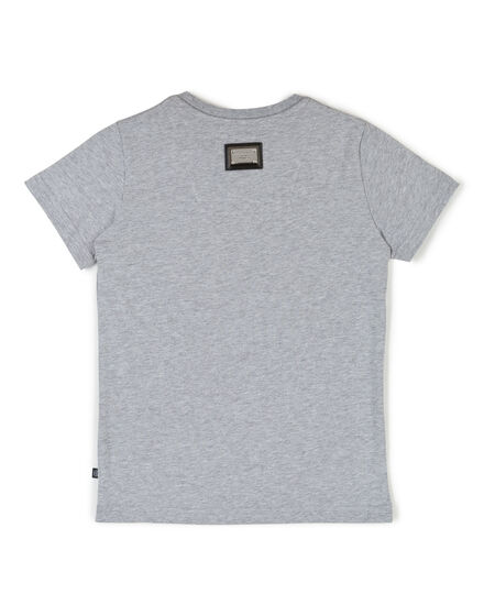 "T-shirt Round Neck SS ""Liberty"""