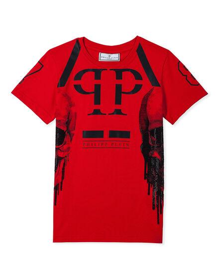 T-shirt Round Neck SS Esse Top