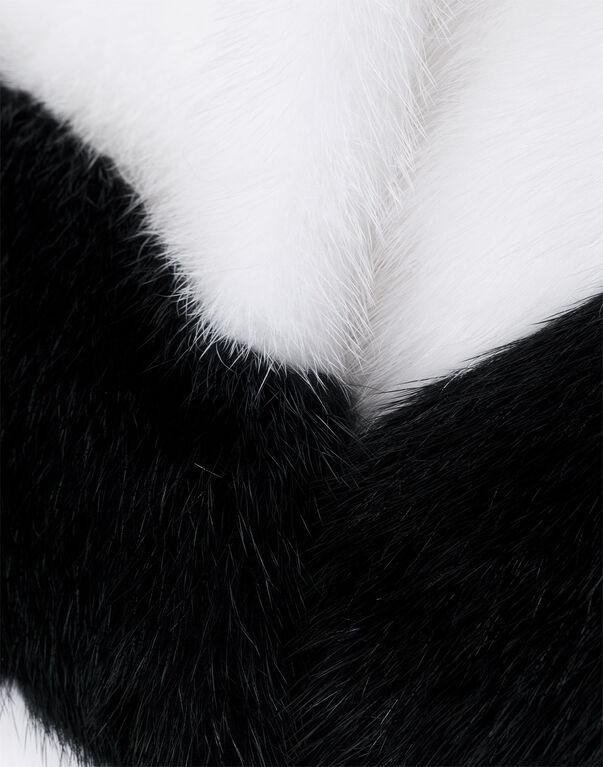"fur jacket ""planet"""