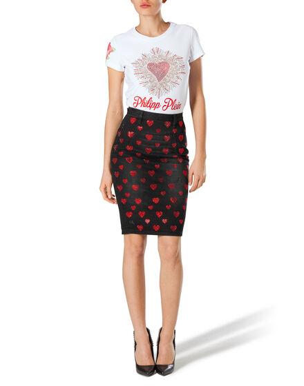 """Denim Skirt """"Ferni"""""""