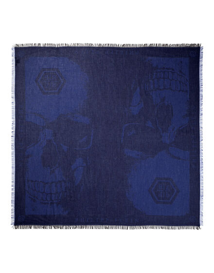 "Square Scarf ""Campion"""